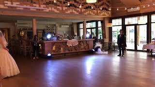 Шикарный свадебный танец 2018