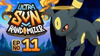 GOD IN POKEMON FORM! | Pokémon Ultra Sun Randomizer Nuzlocke - Episode 11