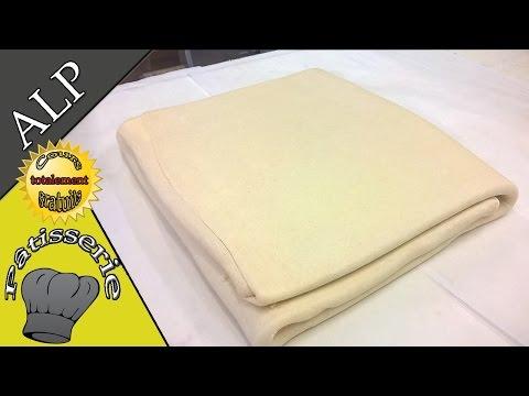Réalisez sa pâte feuilletée très facilement - ALP