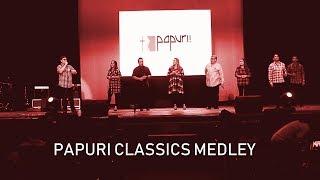 Papuri Classics Medley - Arnel de Pano, Reuben Laurente, Papuri Singers