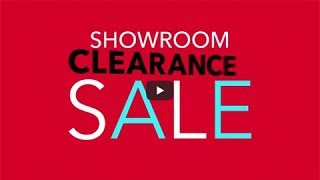 Home Furniture's Showroom Clearance Sale!
