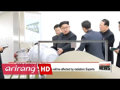 """Should watch out for radiation leakage from N. Korea nuke test site"""