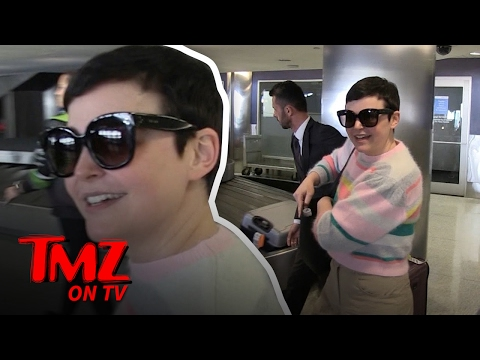 Ginnifer Goodwin Use To Be Jennifer Goodwin | TMZ TV