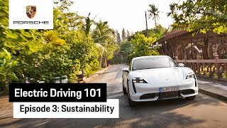 Electric Driving 101: Sustainability