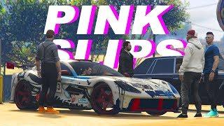 RACING FOR PINK SLIPS | GTA 5 ROLEPLAY