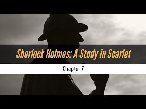 ASMR Reading | Sherlock Holmes: A Study in Scarlet | Chapter 7
