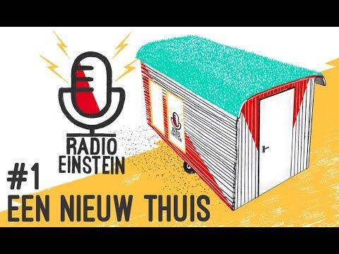 Radio Einstein | SE2 | Aflevering 1 | Een nieuw thuis