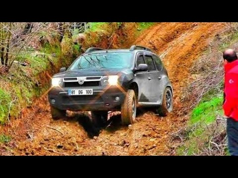 renault dacia duster 4x4 extreme off road performance. Black Bedroom Furniture Sets. Home Design Ideas