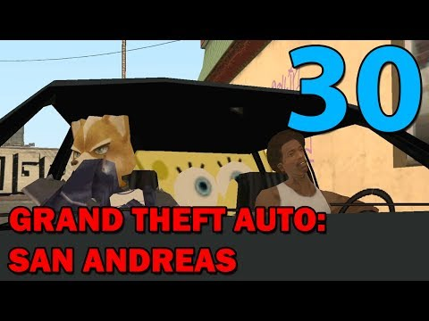 GTA San Andreas - 30 - George Clooney's Fuck Machine