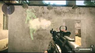 Обучение контролированию отдачи с оружия ак-103