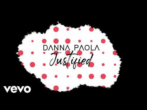 """En paralelo con su álbum, Danna Paola estrenó el lyric video de """"Justified"""""""