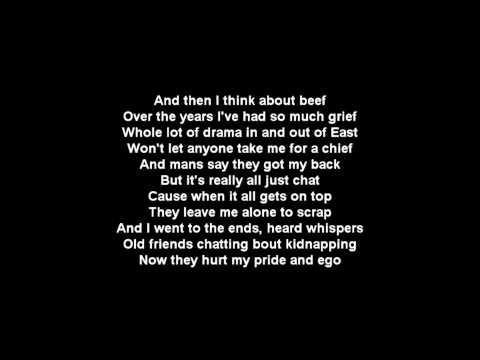Paranoid - Dizzee Rascal W/Lyrics READ DESC.