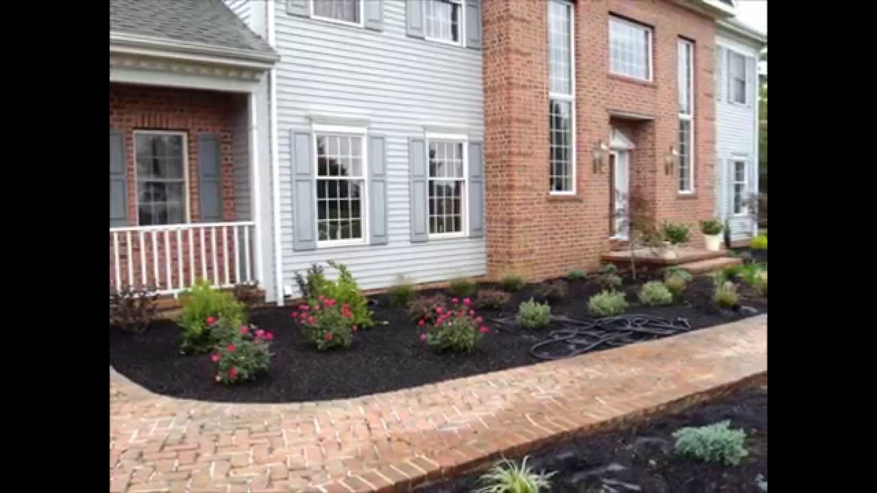 planting shrubs trees & perennials