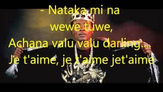 Dr. Jose Chameleon Valu Valu Lyrics