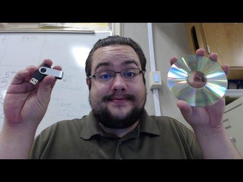 MPUSD - Backup Files to Thumb Drive or CD