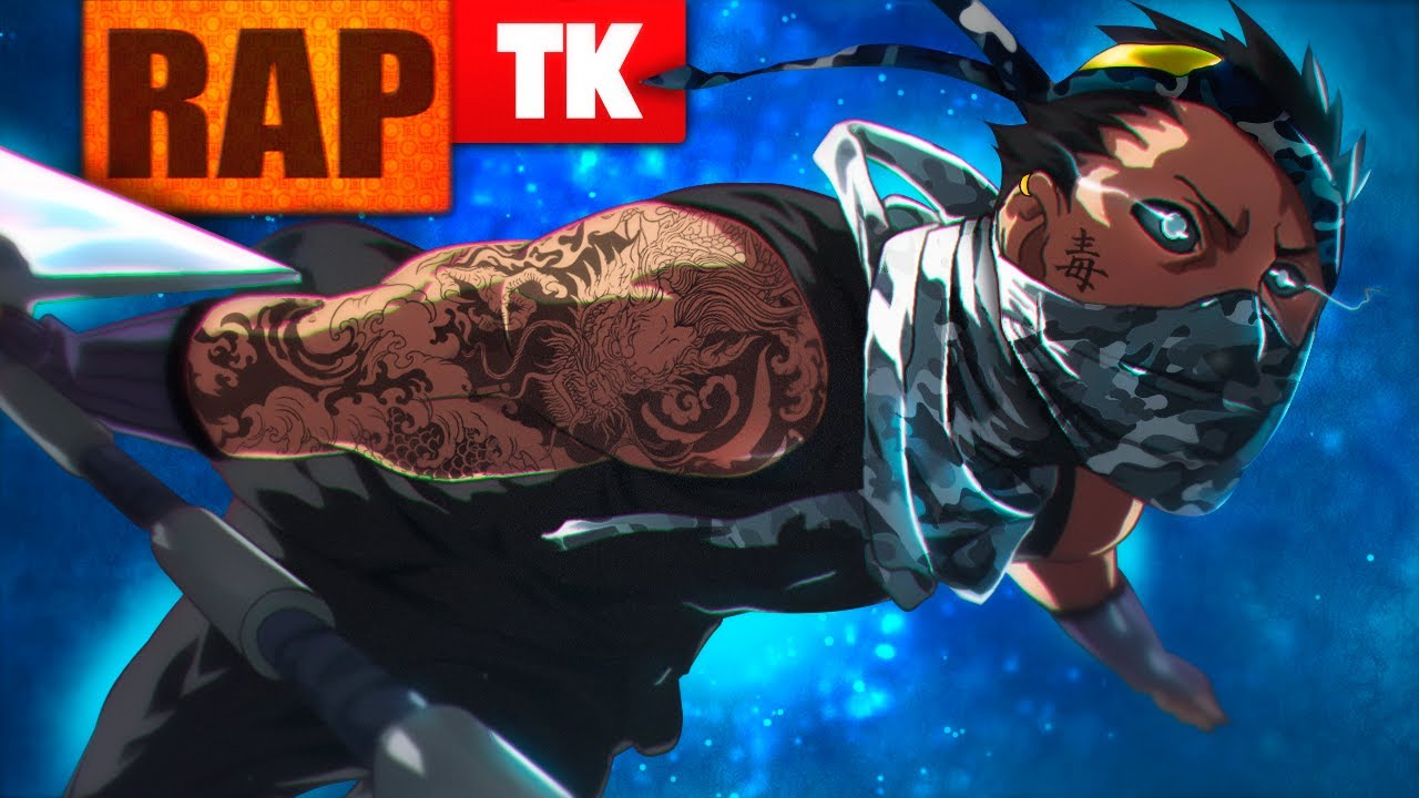 Zabuza Trap Vibe (Naruto) // TK RAPS [Prod. Sidney Scaccio]