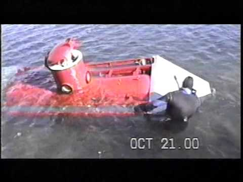 2141 Clio Man Constructs Two Man Sub to Explore the Great Lakes