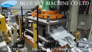 Semi Auto Aluminium Foil Container Making Machine 45T