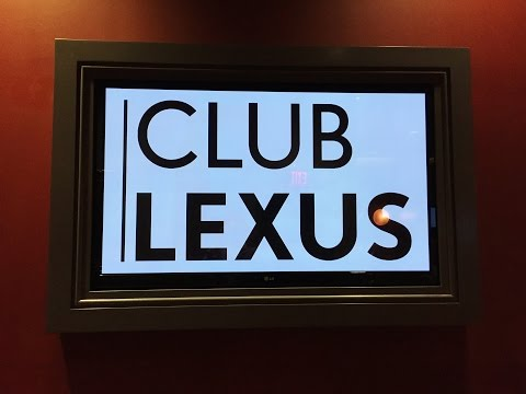 Club Lexus Review BB&T Center Arena South Florida