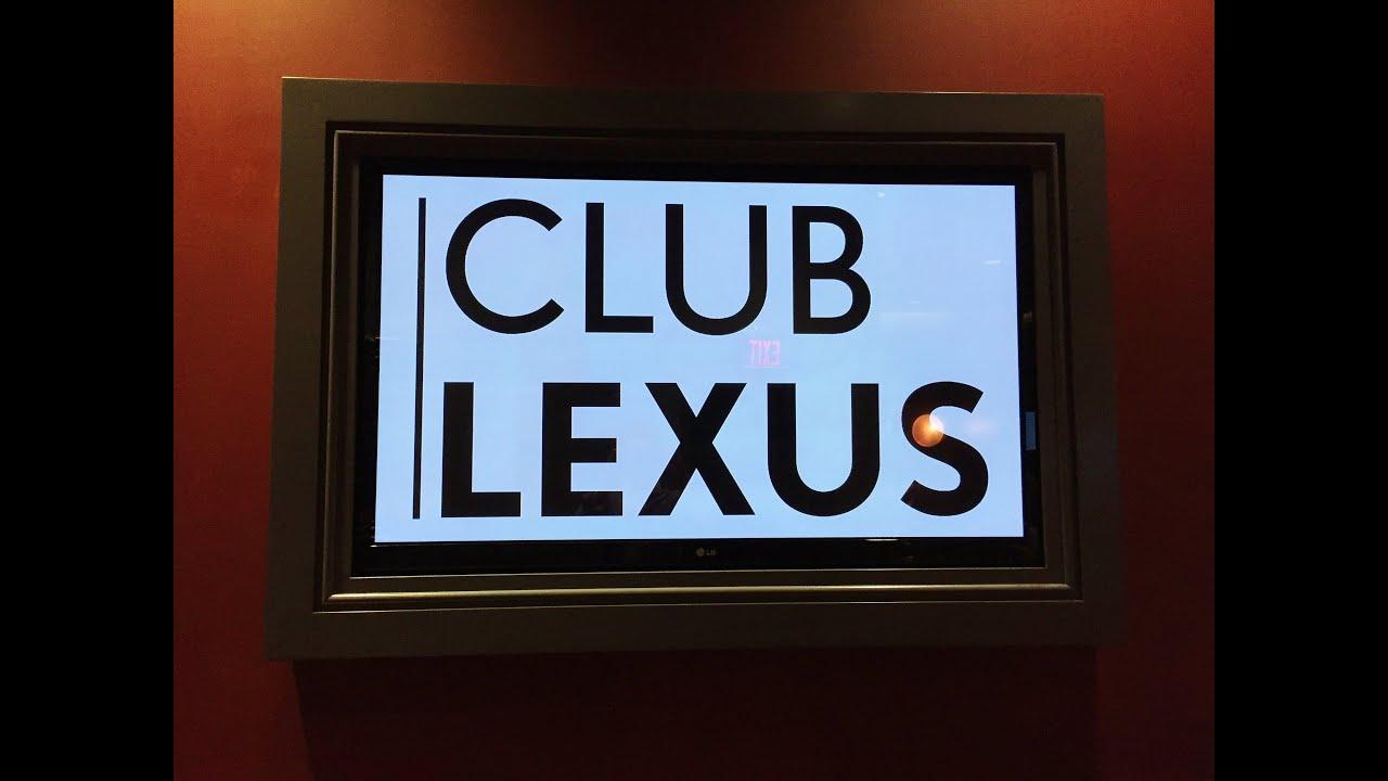 Club Lexus Review BB&T Center Arena South Florida