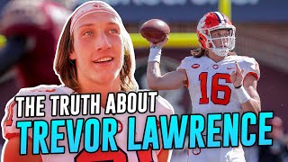 """The Most Hyped QB Of ALL TIME!"" How Trevor Lawrence Went From Prodigy To College Football LEGEND 🏆"