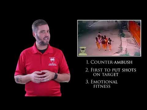 A Counter-Ambush Is A Great Response To An Ambush | Active Self Protection