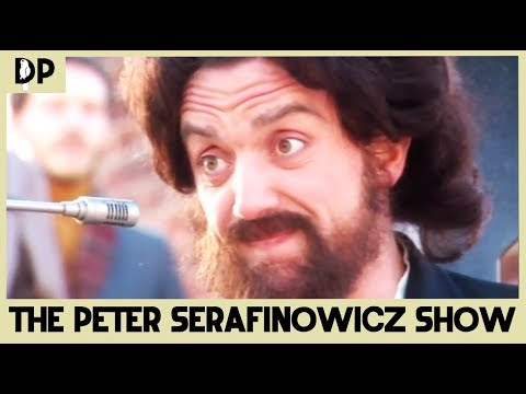 The Beatles Going To The Toilet  Ringo Remembers  The Peter Serafinowicz