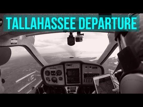 Tallahassee Departure - Last Fuel Stop