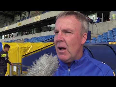 Kenny Jackett post-Oxford United