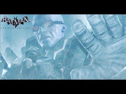 Batman Arkham Origins Cold Cold Heart All Endings - Ending & Mr Freeze Boss (#BatmanArkhamOrigins)