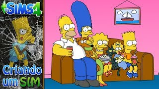 SIMPSONS NO THE SIMS 4