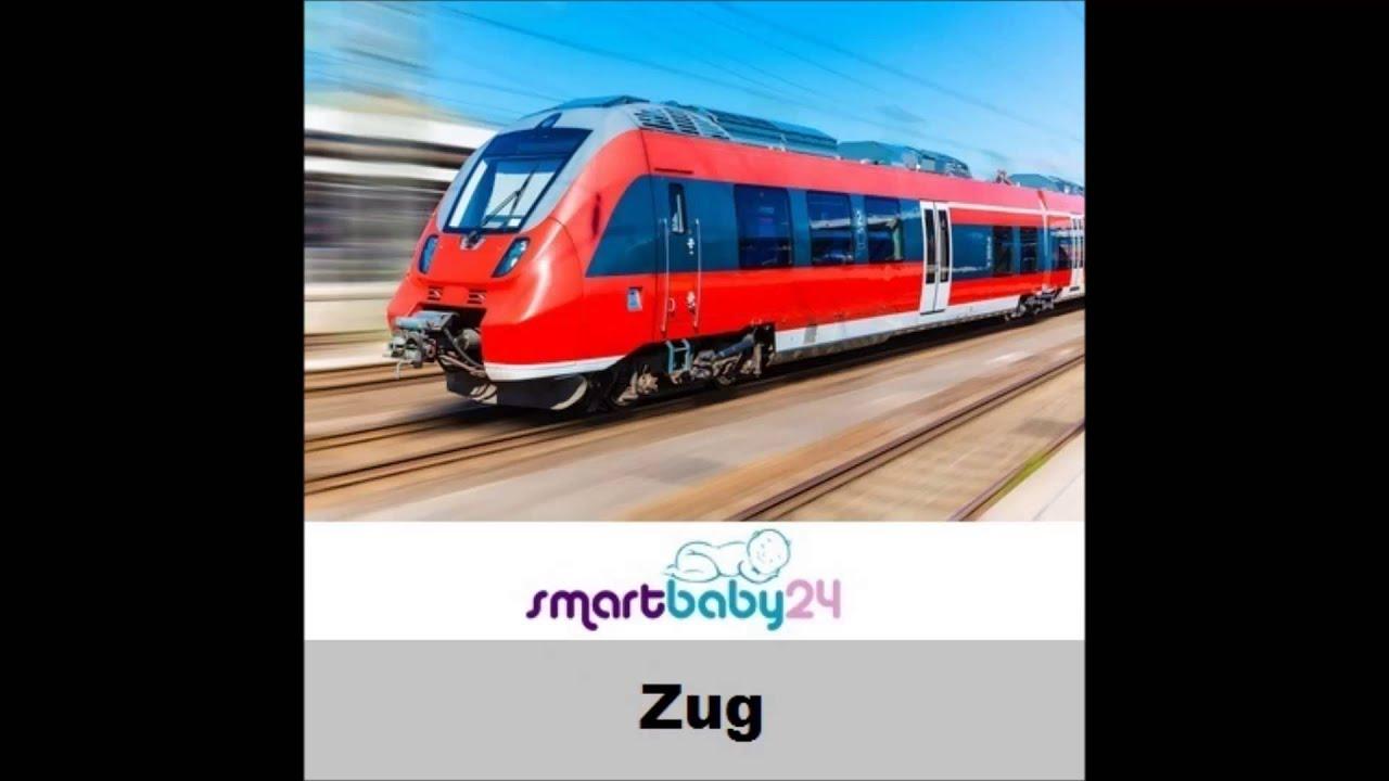 Bahn Geräusche