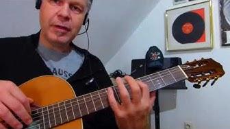 Kitaran perusteet: Trioli, pentatooninen asteikko G-duuri (koko kaula)