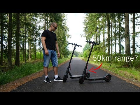 Xiaomi M365 PRO Electric Scooter Review And Comparison