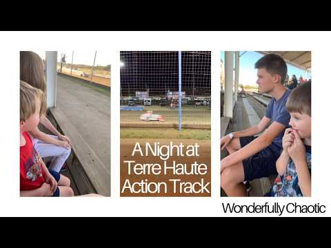 A Night at Terre Haute Action Track