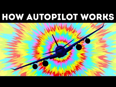 How Autopilot Works, And Why Planes Don't Fall Down