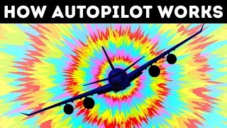 How Autopilot Really Works on a Airplane