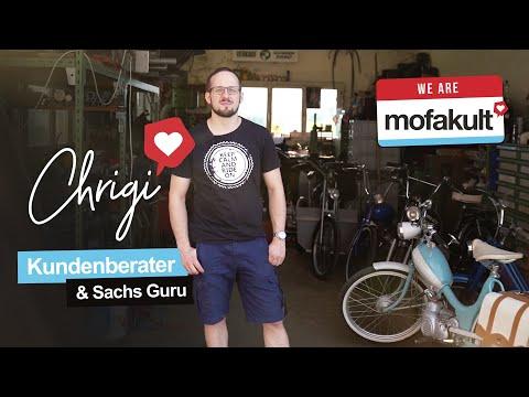 WE ARE MOFAKULT   Chrigi und seine verrückte Sachs Sammlung
