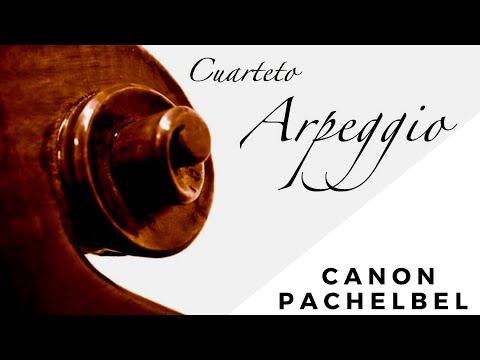 Música para bodas - Canon de Pachelbel - Cuarteto Arpeggio