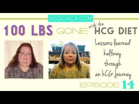 100lbs-hcg-weight-loss---beating-diabetes-&-sugar-addiction---episode-14:-hcg-diet-interviews