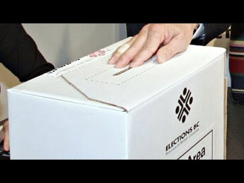 Elections Canada: Voters Not Allowed To Take 'ballot Selfies'