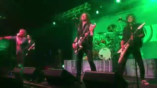Helloween - Straight Out Of Hell (Live, Chicago '16)