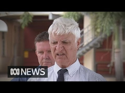"""""""Let there be a thousand blossoms bloom!"""" Bob Katter on same-sex marriage"""