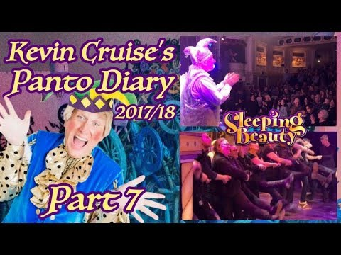 Kevin cruise's Panto Diary Part 7 HAPPY NEW YEAR