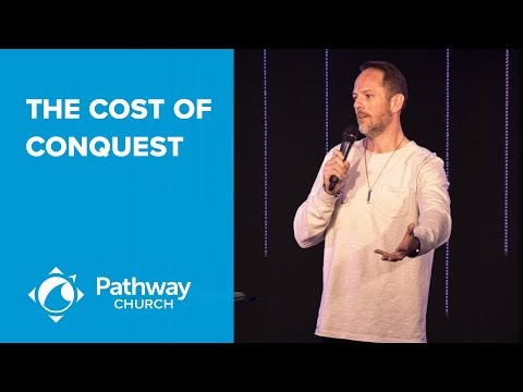 The Cost of Conquest - ARISE - Pastor Marty Strait