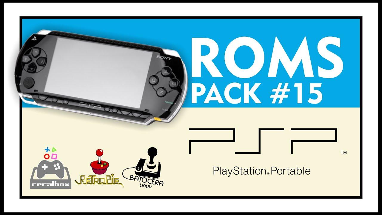 PSP - PACK #15
