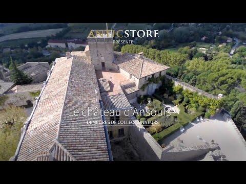 Château d'Ansouis | Anticstore