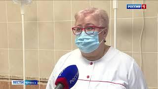 Массовая вакцинация на брянских предприятиях