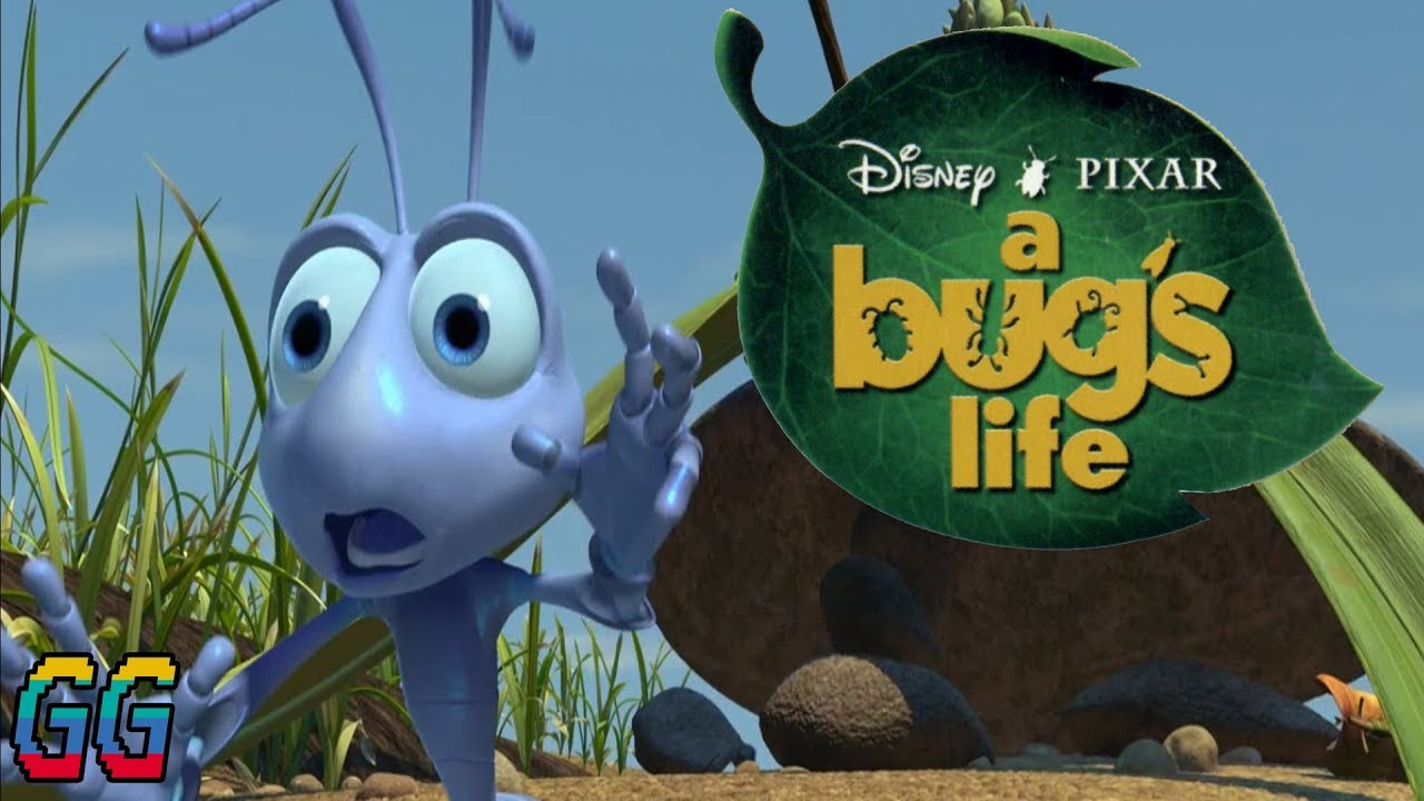 Ps1 Disney S A Bug S Life 1998 Console Playthrough 100 Youtube