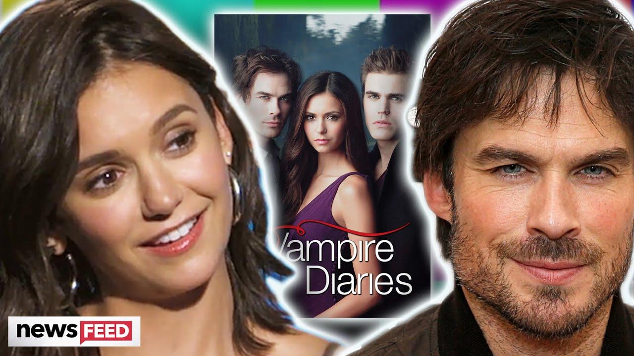 Download 'Vampire Diaries' Star RESPONDS To New Season Rumors!
